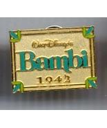 Disney Bambi Cast member never sold pin/pins - $14.35