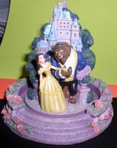 Disney Beauty & the Beast with Father Figurine - $97.24