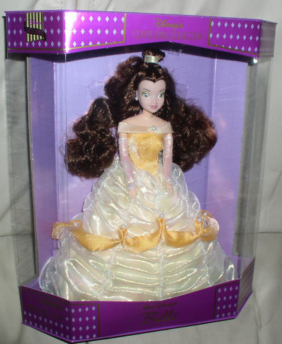 Disney Beauty and the Beast Bell  Park Exclusive Doll