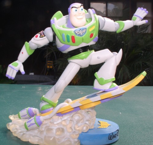 Disney Buzz Lightyear Toy Story  Figurine