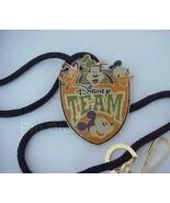 Disney CM Lanyard Donald Goofy Mickey Pluto - $28.72