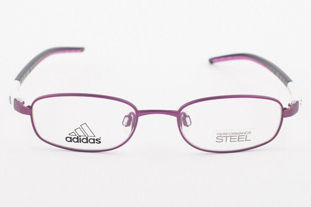 Adidas AD988 40 6064 LiteFit Metallic Pink Black Eyeglasses AD988 406064 45mm