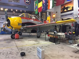 1949 NORTH AMERICAN T28A FOR SALE IN HAMPTON, NEW YORK image 4