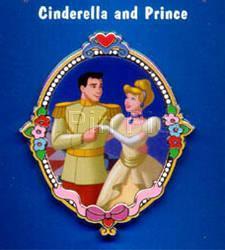 Disney Cinderella And  Prince Charming  Pin/Pins
