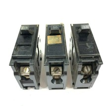 Lot Of 3 Crouse Hinds MP150 50 Amp 1-POLE Breaker - $18.66