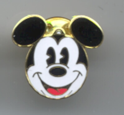 Disney Cruise Lines Mickey in a Bottle Pin/Pins