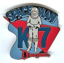 Disney DL 1998 Attraction Spaceman K7 pin/pins - $59.99