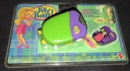 POLLY POCKET HOT STUFF FLASHLIGHT FUN MATTEL NEW & SEALED 1998 - $44.54
