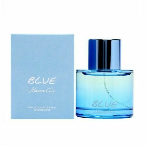 Primary image for BLUE Kenneth Cole Mens 1.7 oz Eau De Toilette Cologne Spray New