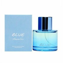 BLUE Kenneth Cole Mens 1.7 oz Eau De Toilette Cologne Spray New - $32.66