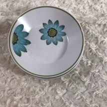 Noritake Progression Up sa Daisy Upsa 9001 Blue Floral Set of 2 Fruit Bo... - $16.49