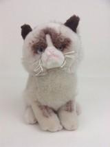"Grumpy Cat Tan Brown Kitten Original 10"" Plush Stuffed Toy Gund 4040133 - $17.77"