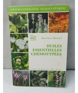 Huiles Essentielles Chemotypees French Edition paperback book - $4.00
