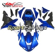 Body Frames For Yamaha YZF-R1 R1 2002 2003 02 Black Blue Injection ABS F... - $383.34
