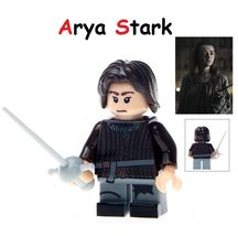 1pcs Arya Stark Game Of Thrones Single Sale Figure Building Blocks Lego ... - $1.99