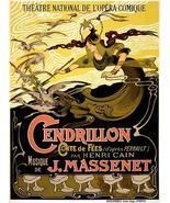 Cendrillon - Conte De Fees - 1899 - Show Poster - $9.99+