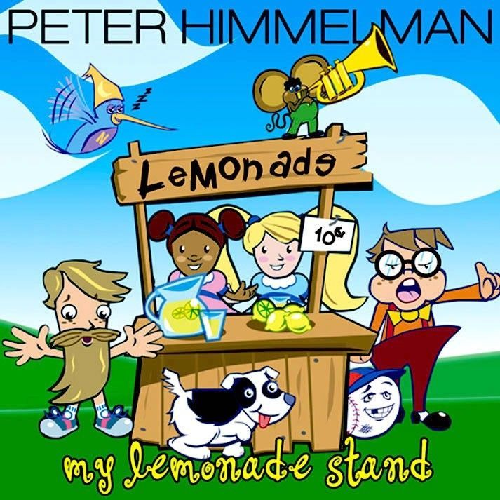 My Lemonade Stand by Peter Himmelman (CD, 2004, Majestic Recordings Inc.)