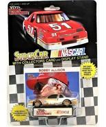 Racing Champions 1991 Stock Car Nascar Bobby Allison #12 Scale 1:64 - $7.91