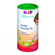 HIPP Tea for nursing breastfeeding mothers herbal 200 g fennel anise car... - $10.99