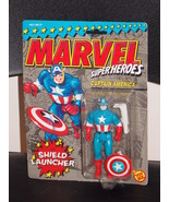 1990 Marvel Captain America Figure New In The Package - $24.99