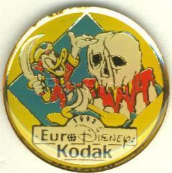 Disney Donald Duck Pirates of the Caribbean 92 Pin/Pins