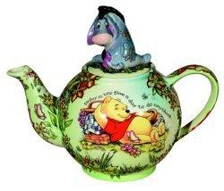 Disney Eeyore Winnie Pooh Teapot Dish Washer safe - $199.99