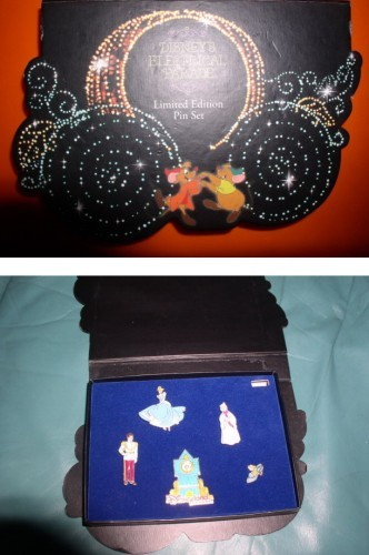 Disney Electrical Parade - Musical Cinderella Pin/Pins