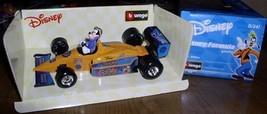Disney Goofy  Die Cast Metal Formula race car - $47.87