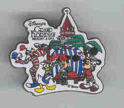 Disney Goofy, Donald, Mickey Minnie Floridian pin/pins - $19.98