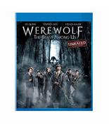 Werewolf: The Beast Among Us (Blu-ray + DVD) (2013) - $4.95