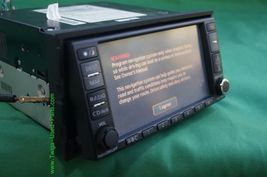 Nissan Altima GPS CD AUX NAVI Bose Stereo Radio Receiver Cd Player 25915-JA00B image 8