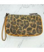 Ann Taylor Loft Multicolor Faux Fur Animal Leopard Cheetah Print Wristle... - $19.34