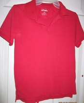 School Clothing RED Shirt GEORGE Size L-G 10-12  Unisex Clothing & Acces... - $2.07