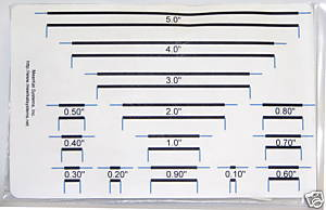 10-000-065 350 Piece Wire Kit for Solderless Breadboard Bonanza