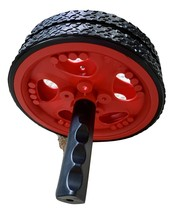 Ab Wheel, Dual Exercise Wheel, Core Training - $5.00