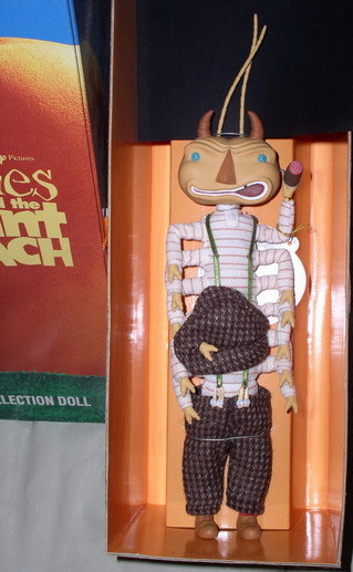 Disney -  James and the Giant Peach - Centipede Doll