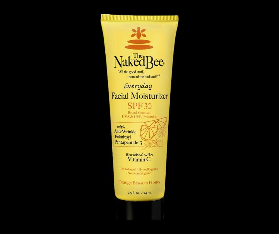 The Naked Bee Crema Hidratante Facial Diario SPF 30 74ml Antiarrugas Vitamina C image 4