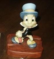 Disney Jiminy Cricket WDCC from Pinocchio  Membership