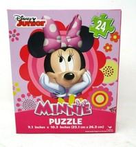 Cardinal Disney Junior Minnie Mouse Puzzle 24 Pcs - $9.89