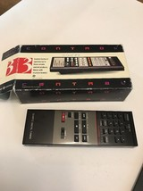 GE Control Central 3 Remote Control Programmable Quartz Digital Tuning - $35.00