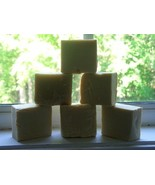 FUNKY GOAT'S MILK SOAP..... priced per bar... My hubby loves this soap - $3.00