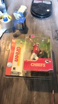 McFarlane Sportspicks NFL 10 TRENT GREEN action figure-Kansas City Chief... - $17.60
