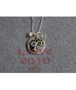 Aries Zodiac Charm Necklace Pendant & Chain New - $5.99
