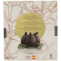 Assorted Chocolate Coated Figs, With Truffle Cream and Plain - 5 chocolate cover - $4.46