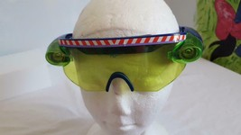 DISNEY BUZZ LIGHTYEAR TOY LAZER GOGGLES HEADLAMP, HEADBAND, ELECTRONIC, ... - $11.36
