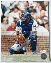 TODD HUNDLEY SIGNED 8X10 JSA COA PHOTO AUTOGRAPH 8X CHICAGO CUBS - $29.95