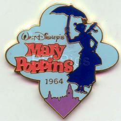 Disney Mary Poppins dated 1964 Pin/Pins