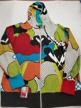 Rocawear Men's Multicolor Long Sleeve Hoodie Sweatshirt XL Good Condition - $16.82