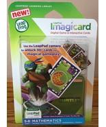 LeapFrog Imagicard Teenage Mutant Ninja Turtles Learning Game for LeapPa... - $24.71