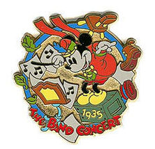 Disney Mickey Mouse Bandleader dated 1935 Pin/Pins - $19.98